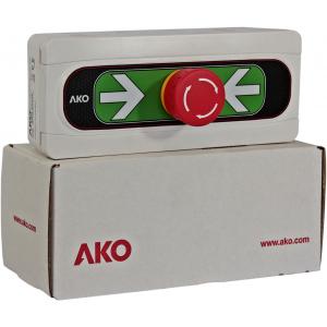 Moduł AKO-55326 do sterowania alarm człowiek w komorze