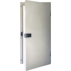 Drzwi Uchylne 130/200 Nawierzchniowe Chłodnicze Jednoskrzydłowe