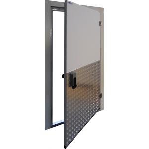 Drzwi Uchylne Zlicowane Mroźnicze 110/200  Jednoskrzydłowe