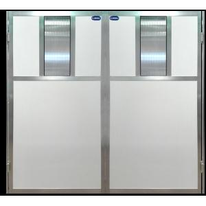 Drzwi Typu Lekkiego Dwuskrzydłowe 140/200