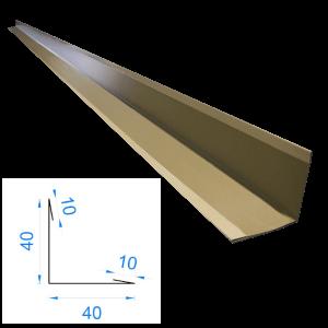 Profil L zewnętrzny 10x40x40x10mm