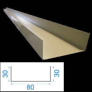 Profil C ceownik 30x80x30mm