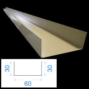 Profil C ceownik 30x60x30mm