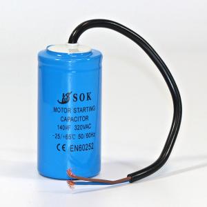 Kondensator 140 UF 320V