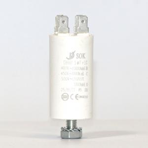 Kondensator 5 UF 450V