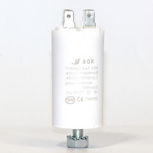 Kondensator 8 UF 450V