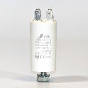 Kondensator 3 UF 450V
