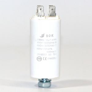 Kondensator 10 UF 450V