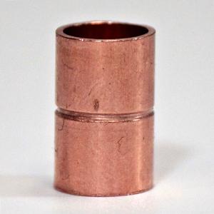 ZŁĄCZKA MIEDZIANA RÓWNOPRZELOTOWA 8 mm